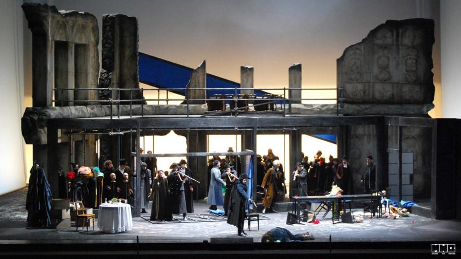 Deutsche Oper und MWB Theater- und Veranstaltungs GmbH