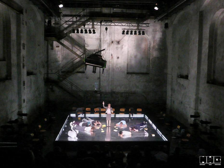 Ballhaus Naunyn und MWB Theater- und Veranstaltungs GmbH