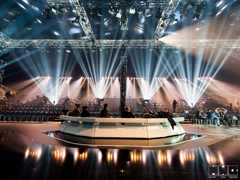 The Magicians / MWB Theater- und Veranstaltungs GmbH Berlin