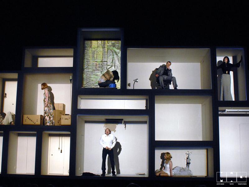Maxim Gorki Theater / MWB Theater- und Veranstaltungs GmbH Berlin