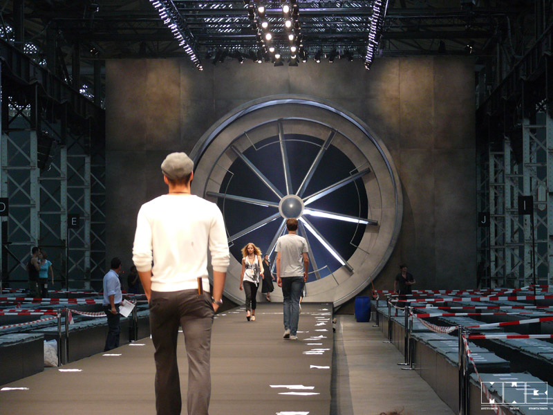 Hugo Boss / MWB Theater- und Veranstaltungs GmbH Berlin