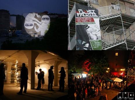 Planet Prozess / MWB Theater- und Veranstaltungs GmbH Berlin