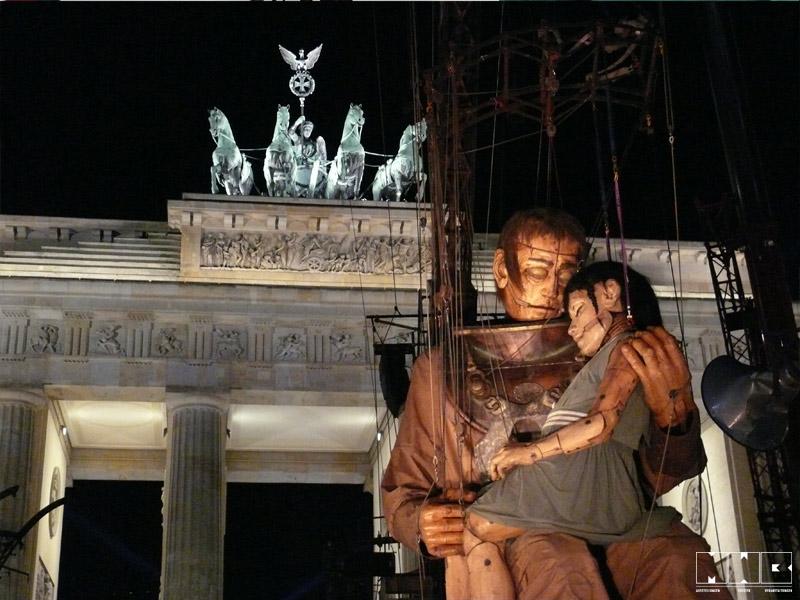 Royal De Luxe / MWB Theater- und Veranstaltungs GmbH Berlin
